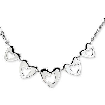Belle Necklace - Necklaces from Newbridge Silverware online Jewellery store Ireland