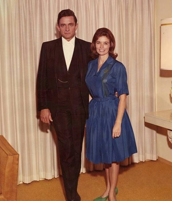 Johnny Cash & June