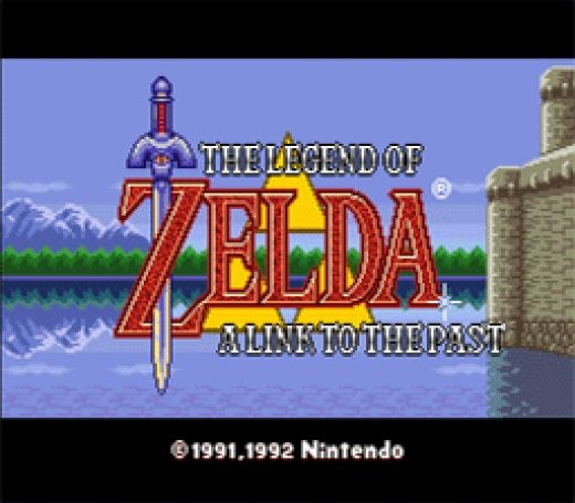 SNES ( one of the best zelda games ever made )