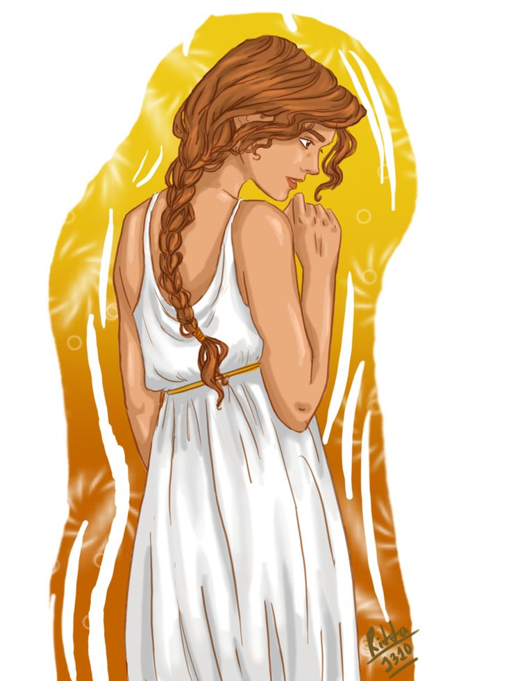 calypso percy jackson fan art