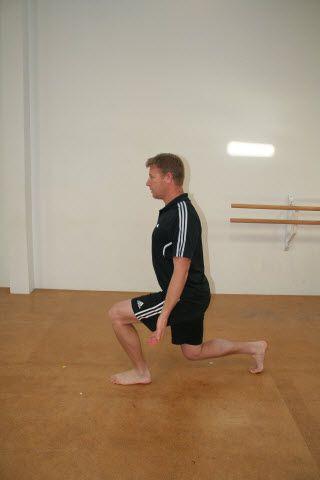 lunge split jump....
