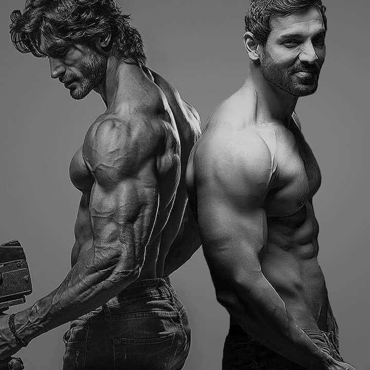 Who has best physique according to you guys ?  1) Vidyut Jamwal   Or   2) John Abraham - http://ift.tt/1KCW1nv