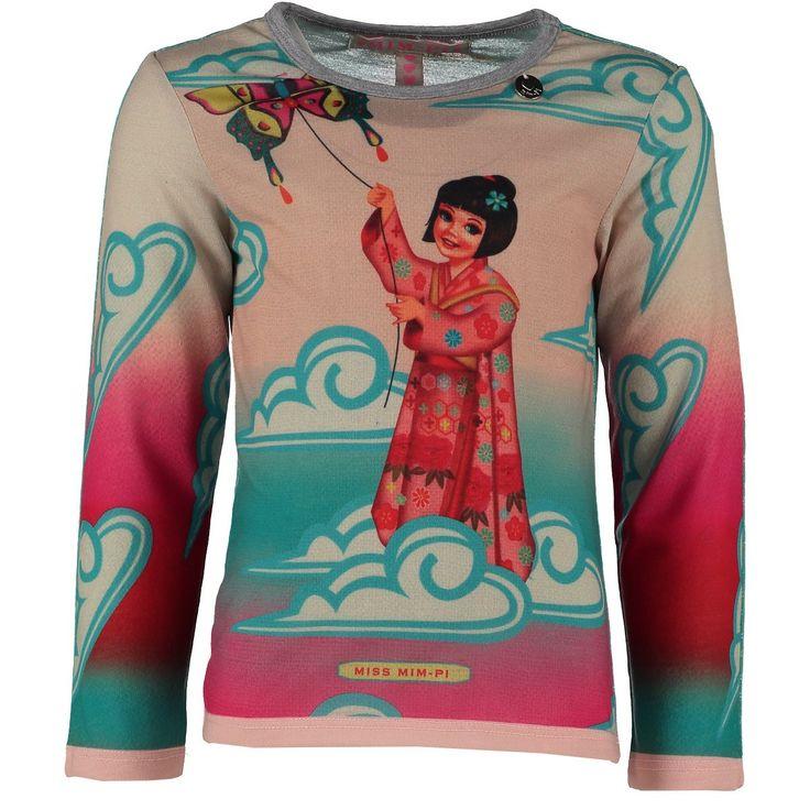 """Camiseta """"Japonesa"""" Mim-Pi, rebajada de 39,95€. Hasta agotar existencias por tan sólo €19.98"""