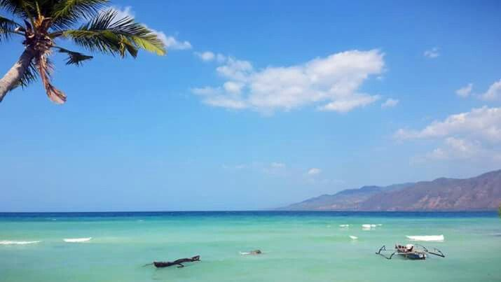 View of Pantai Buiko - Alor NTT Indonesia. The great view. #AlorNTT #pesonaindonesia #indonesiahebat