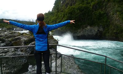 A bike tour through Patagonia, the Lake District of Chile and Carretera Austral