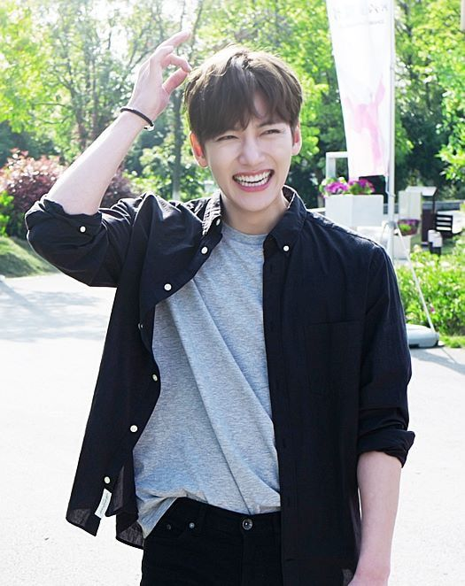 Look at that smile! | Ji Chang Wook
