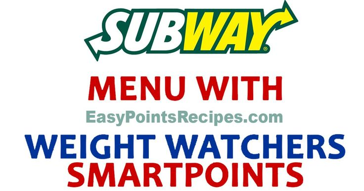 ♨️♨️ Please For more Weight Watchers Recipes and Tips be sure you follow US on Facebook : HERE                                              Source: fastfoodnutrition  YOU MAY ALSO LIKE  New Burger King Menu Updated With SmartPoints 2017  Chick-Fil-A's Menu : Weight Watchers SmartPoints Guide (10SP or