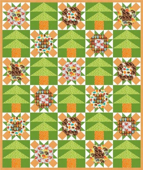881 best images about kids quilts on pinterest quilt for Modern kids fabric
