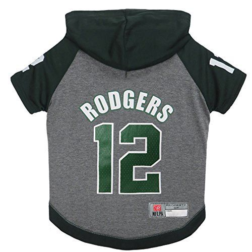 http://picxania.com/wp-content/uploads/2017/09/nflpa-aaron-rodgers-hoodie-for-dogs-cats-nfl-green-bay-packers-dog-t-shirt-medium-sports-hoody-tee-shirt-for-pets-licensed-sporty-dog-shirt.jpg - http://picxania.com/nflpa-aaron-rodgers-hoodie-for-dogs-cats-nfl-green-bay-packers-dog-t-shirt-medium-sports-hoody-tee-shirt-for-pets-licensed-sporty-dog-shirt/ - NFLPA AARON RODGERS HOODIE for DOGS & CATS. NFL GREEN BAY PACKERS Dog T-Shirt, Medium | Sports HOODY Tee Shirt for Pets | Li