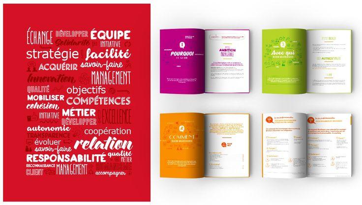Guide à l'usage du manager - Management APICIL / Agence de Communication Lyon