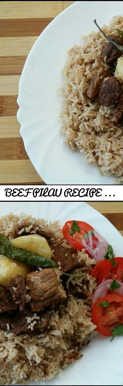 BEEF PILAU RECIPE |MOST SIMPLE AND EASY PILAU RECIPE| HOMEMADE!!... Tags: chicken pulao, Pulao Recipe, Chicken Pulao Recipe, How to make Chicken, Yakhni Pulao, Chicken Yakhni Pulao, How to make Chicken Yakhni Pulao, How to make Chicken Pulao, pakistani Chicken Pulao, pakistani recipes, chicken starter recipe, how to make pulao, indian style chicken, indian recipes, recipes in urdu, recipes in hindi, chicken yakhni pulao by kitchen with amna, kitchen with amna, rice recipe, chicken rice…
