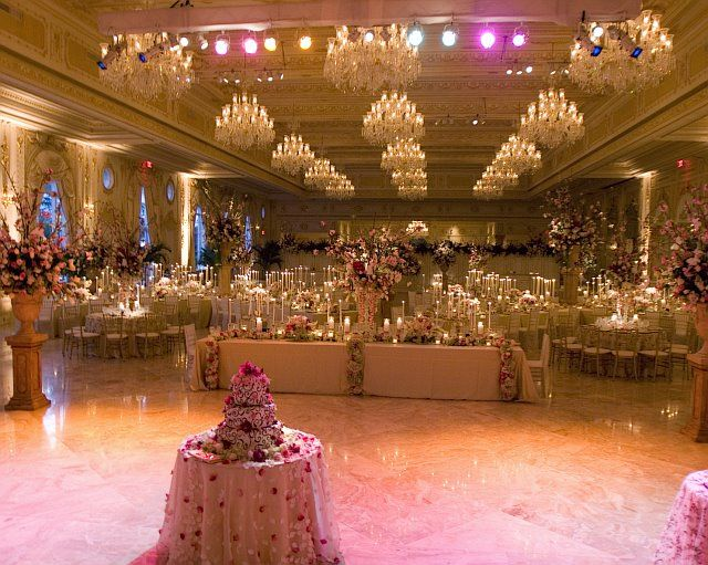 Wedding Decorations David Tutera