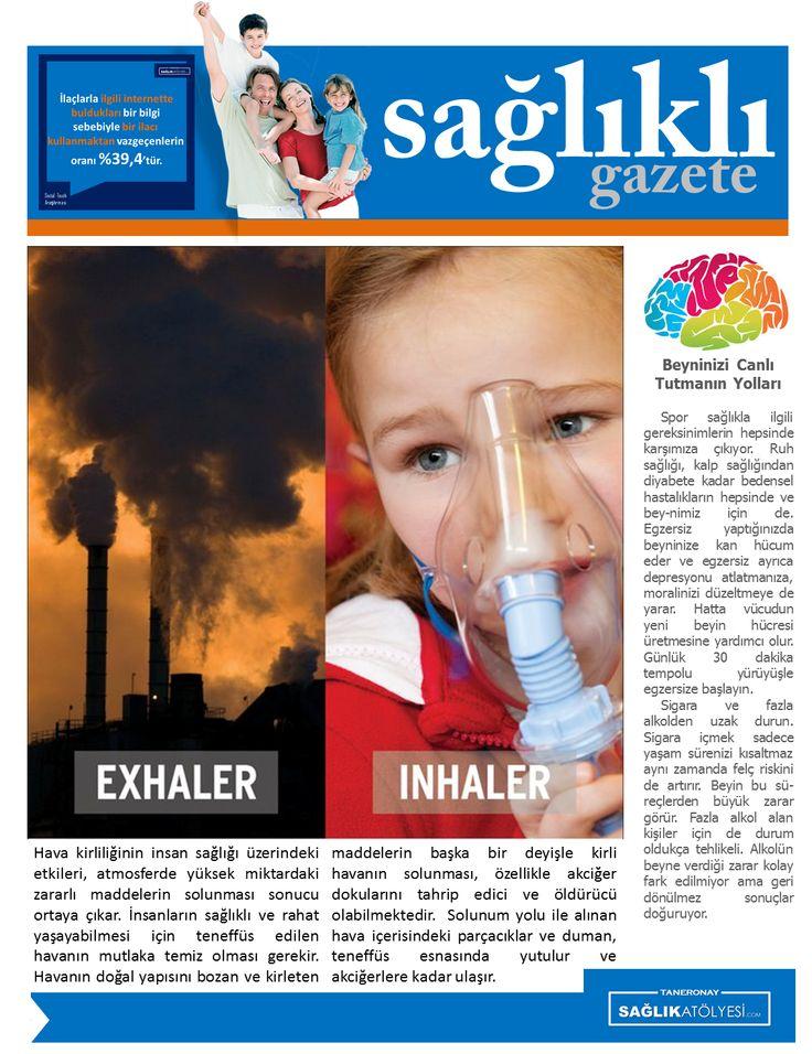 Manşet: Exhaler / İnhaler