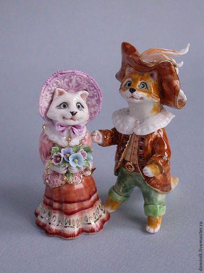 Миниатюра ручной работы. коты и кошки. Зотова Елена. Интернет-магазин Ярмарка…