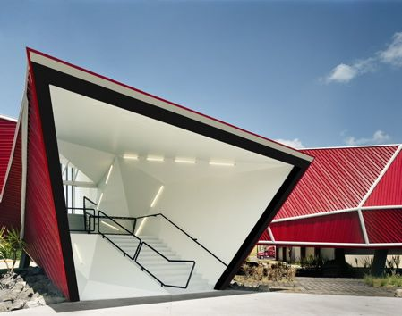 Modern Architecture Museum 113 best red buildings images on pinterest | architecture