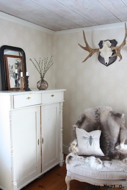 Refined Nordic style from Nordin Farm's blogger