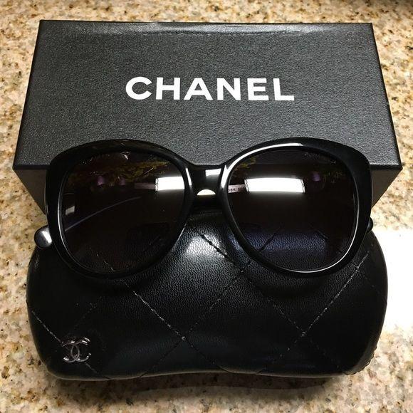 Chanel Glasses Frame Usa : 1000+ ideas about Black Frame Glasses on Pinterest ...