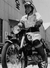 浜松製作所葵工場の完成検査時代(1954年8月)