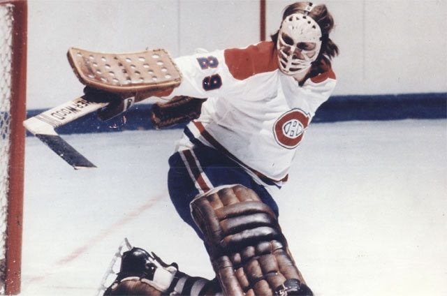 29 - Key Dryden, Montreal Canadiens.