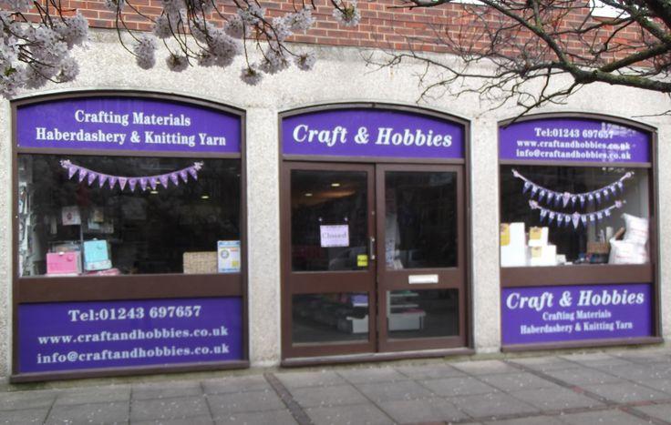 Craft And Hobbies, 2 Harfield Court, High Street, Bognor Regis