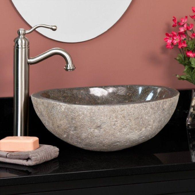 Best Vessel Sinks Images On Pinterest Bathroom Ideas Vessel - Vessel sink bathroom ideas
