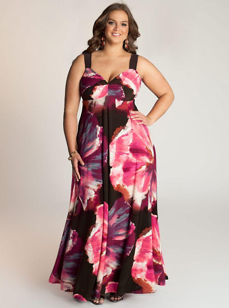 Maxi dresses plus size online india