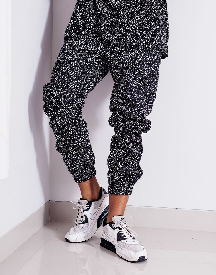 Nemis Night Sky Tapered Pants Main