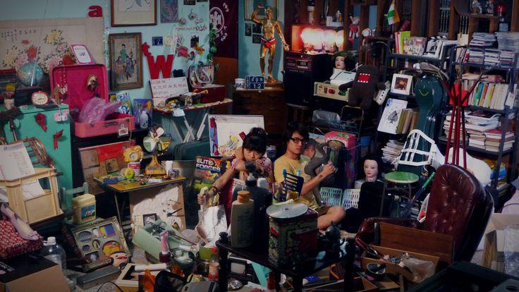 """""""Les déchets enchantés"""" un court-métrage de LEE Hogan - 18'"""
