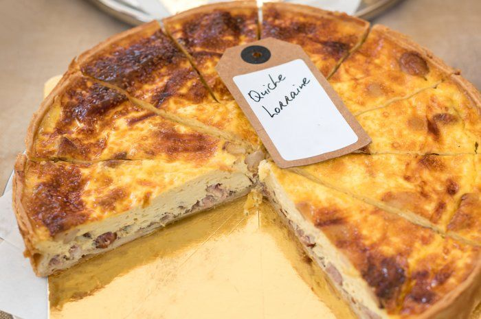 Quiche Lorraine from French 101: 14 Essential French Foods to Know (Slideshow)