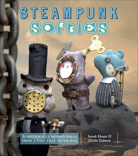 steampunk softies book