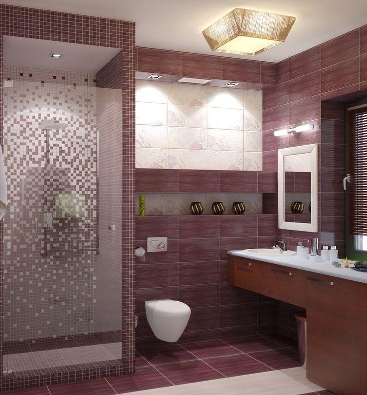 ванная комната с душевой кабиной - Поиск в Google