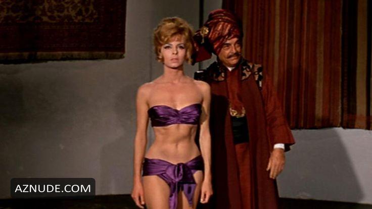 Michele Mercier Angelique Harem   MICHELE MERCIER nude – videos and images – AZNude