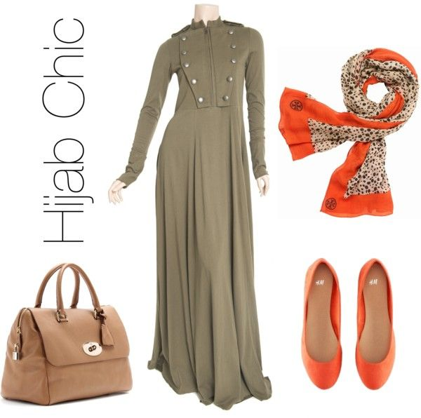 """Hijab Chic #3"" by fashion4arab on Polyvore"