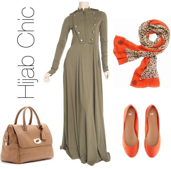 """""""Hijab Chic #3"""" by fashion4arab on Polyvore"""