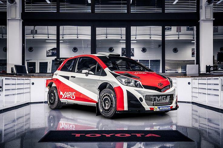 EWR_slottED: Toyota Motorsport GmbH (TMG) will return to the...