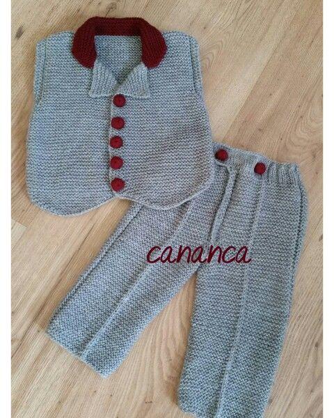 Photo Grid ile Oluşturuldu. #Örgü#bebek#yelek#pantolon#takım#knitting#baby#vest#trousers#baby set#croochet#handmade# Bu aralar erkek bebeklere çalışıyorum. Android  https://play.google.com/store/apps/details?id=com.roidapp.photogrid  iPhone  https://itunes.apple.com/us/app/photo-grid-collage-maker/id543577420?mt=8