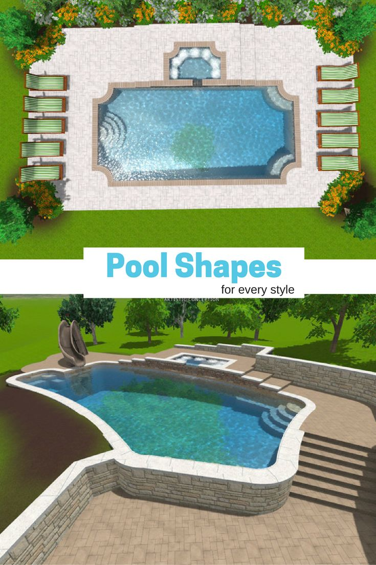 Pool Shapes 21 best carlton pools, inc. pool shapes images on pinterest | pool