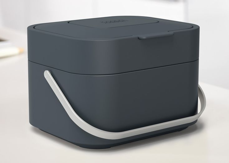 Stack 4 waste bin by PearsonLloyd for Joseph Joseph