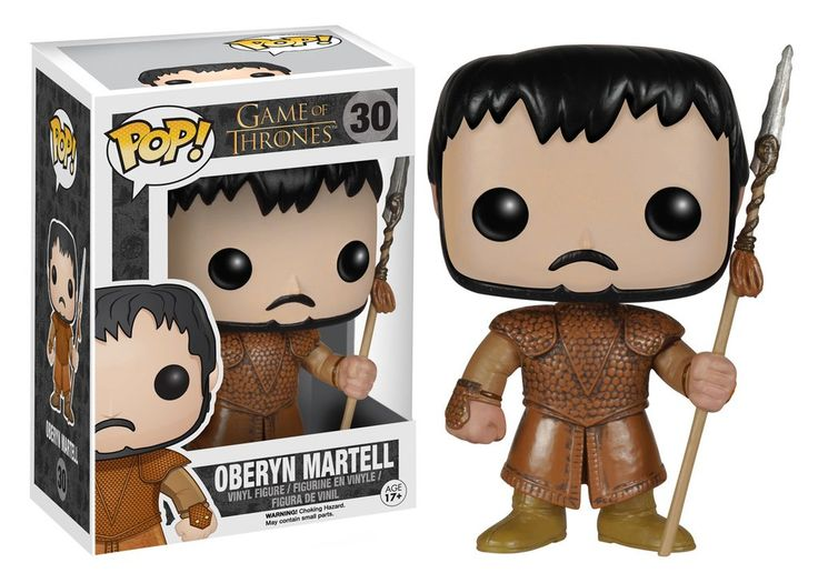 Funko Pop! TV: Game of Thrones - Oberyn