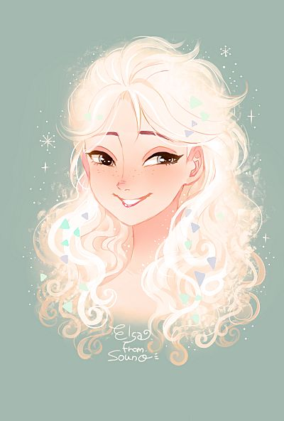 """I turn good again and touch the crown. """"I'm queen?"""" I ask. The spell on Arendelle is released but the people think I'd make a good queen."""