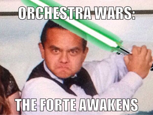 Funny As Memes: #austinfromorchestra