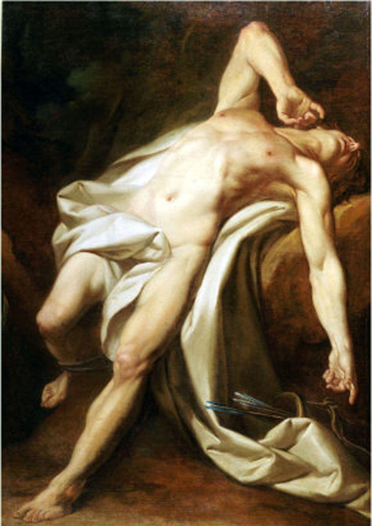Nicolas-Guy Brenet, San Sebastiano, XVIII secolo