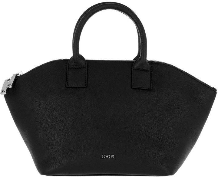 Joop! Tasche - Nature Grain Venja Handbag Black - in schwarz - Henkeltasche für Damen