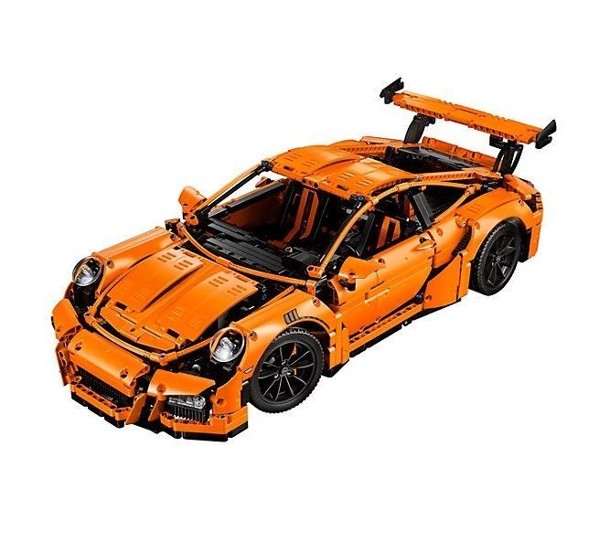 Lego Technic Porsche 911 GT3 RS Authentic Hard To Find Building Toys  #LEGO
