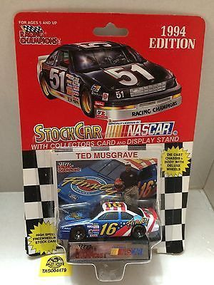 (TAS004479) - Racing Champions StockCar Nascar - Ted Musgrave #16