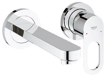 Εντοιχιζόμενη μπαταρία νιπτήρα τοίχου (Πλήρες σετ) | bathroom.gr - Π. Σαπουντζή Α.Ε. e-shop