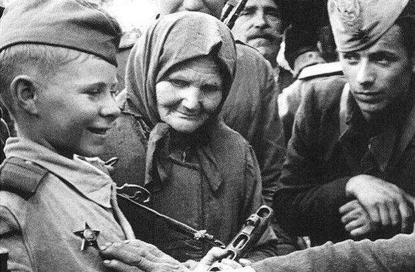 Юные герои Великой Отечественной войны и их подвиги.