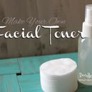 Homemade Facial Toner, Pore reducer and Brightener (DIY Beauty Products) Easy to make. Seems to be working well. Nice clean feeling after use. I put mine into an old body spray bottle that I cleaned thoroughly.