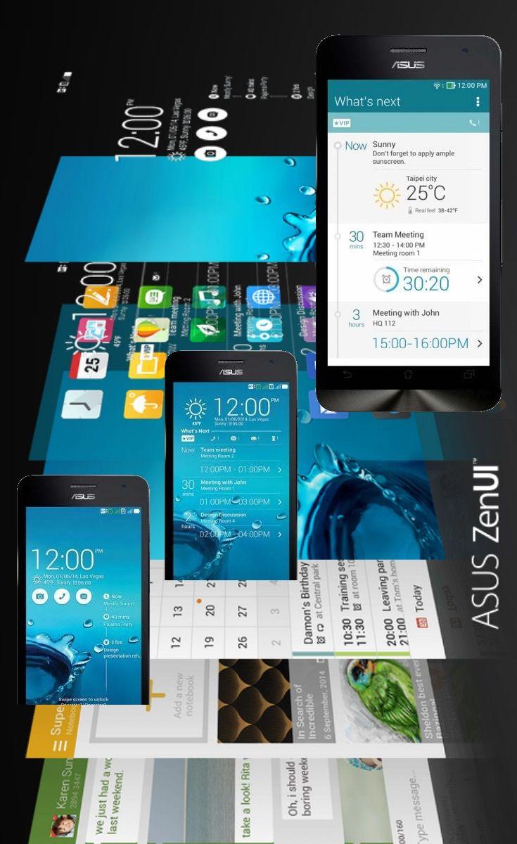 ASUS ZenFone Smartphone Android Terbaik: Asus ZenUI What's Next, asisten pribadi agar tak lupa jadwal: http://lepaslokan.blogspot.com/2014/08/asus-zenfone-smartphone-android-terbaik.html