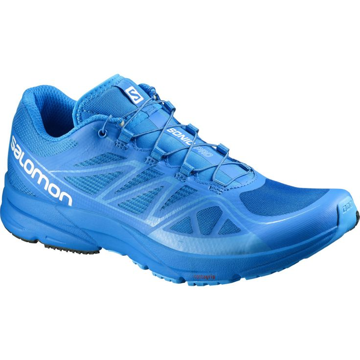 Salomon Sonic Pro Shoes (SS16)   Cushion Running Shoes